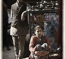 Nepalese Traders by DareImagesArt