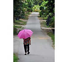 Brolly Photographic Print