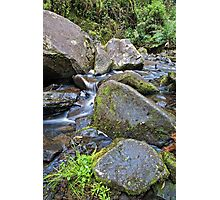 Soothing Rocks Photographic Print