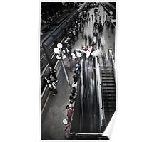 Escalator  Poster