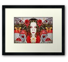 Embrace me Framed Print