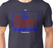 An American Eagle Films Corp Production Unisex T-Shirt