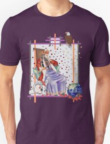 The Tarot Emperor T-Shirt
