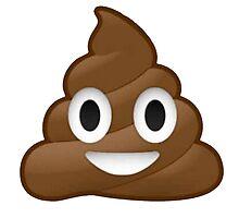 Poop Emoji !  by MynameisJEFF