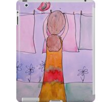 Laundry Day iPad Case/Skin