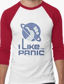 I Like The Panic Men's Baseball ¾ T-Shirt