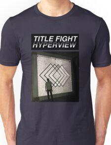 Title Fight Hyperview Album Cover Design T-Shirt