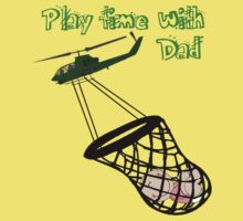 Play time with Dad Kids Tee