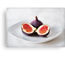 Simply Figs Canvas Print