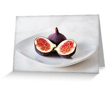 Simply Figs Greeting Card