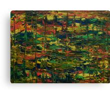 The Spreading Mould Canvas Print