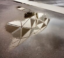 Olympic Park, reflected by Dieter Berghmans