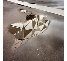 Olympic Park, reflected Photographic Print