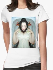 Soul Cleansing Womens Fitted T-Shirt