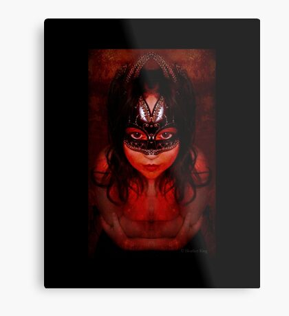 Purgatory's Caress Metal Print