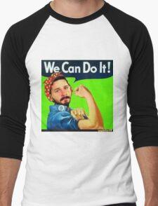 Shia LaBeouf - We Can Do It T-Shirt