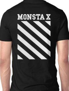 Monsta X Off-White Inspired Logo Unisex T-Shirt