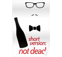 Short Version: Not Dead Poster