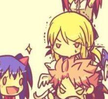 Chibi Fairy Tail Sticker