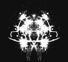 Rorschach  by Jose De Olio