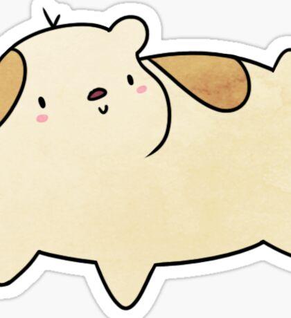 A Hamster Sticker