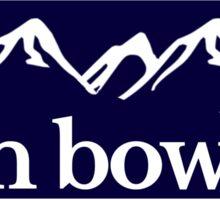 Rain Bow Co. - Navy Sticker