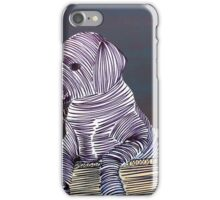 Lib 284 iPhone Case/Skin