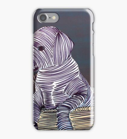 Lib 284 iPhone Case/Skin