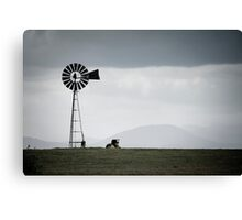 Rural Victoria - solitude Canvas Print