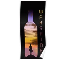 Warshiner Bottle Poster