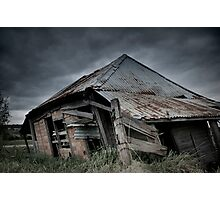 The global financial crisis - need a new house #2 Photographic Print