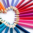pencil heart.. by Michelle McMahon