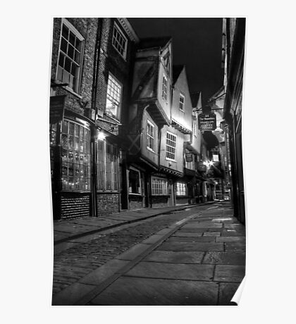 The Shambles, York: 2 Poster