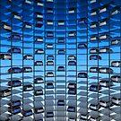 Urban Car Park Interior by Bruno Beach