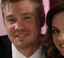 Lucas and Peyton Wedding Sticker