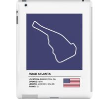Road Atlanta iPad Case/Skin