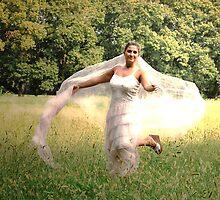 THE LONELY BRIDE SESSION I by Alessia Ghisi Migliari