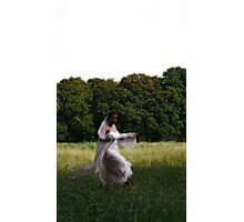 THE LONELY BRIDE SESSION IX Photographic Print