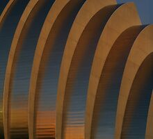 Kauffman Center for the Performing Arts, Kansas City, MO by kenelamb