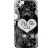Steampunk, wonderful heart  iPhone Case/Skin