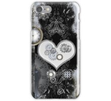 Steampunk, wonderful heart  iPhone Case/Skin