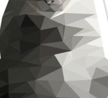 Cat Polygon Sticker