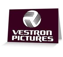 Vestron Greeting Card