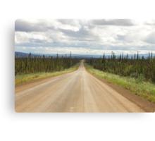 Remoteness Canvas Print