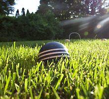 croquet ball by Loveginganinja