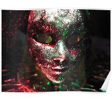 Masking The Model Poster