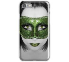 A mask I've worn but the truth will be told iPhone Case/Skin