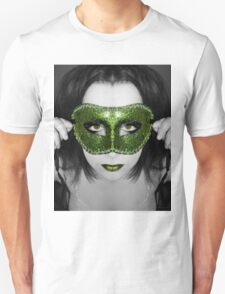 A mask I've worn but the truth will be told T-Shirt