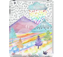 Watercolour Landscape iPad Case/Skin