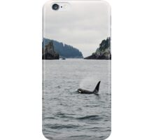 Swimming Through the Water iPhone Case/Skin